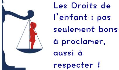 Partialité du Comité des droits de l'enfant en vue de l'examen de la France (communiqué 15 déc. 2020)