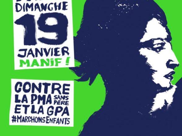 #Marchons Enfants ! 19 janvier 2020 – Intervention d'Aude Mirkovic, porte parole de JPE