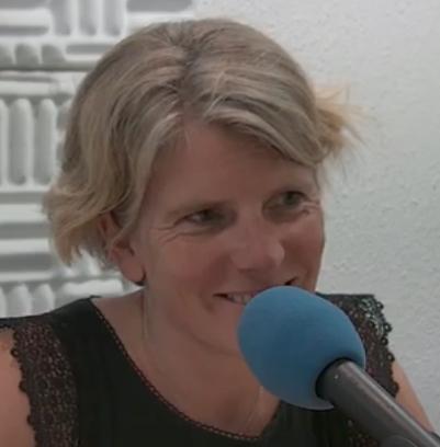 Interview d'Olivia Sarton par Ronan Cotten sur Radio Courtoisie
